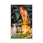 Midsummer's / Ital Greyhound Sticker (Rectangle)