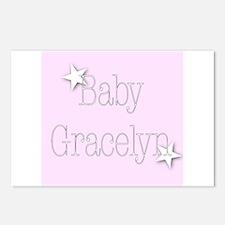 Cute Gracelyn Postcards (Package of 8)