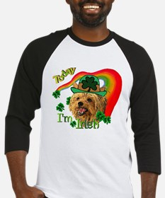 St. Patty Yorkie Baseball Jersey
