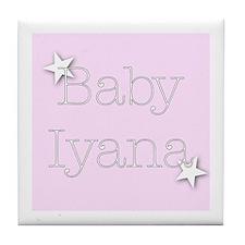 Iyana Tile Coaster