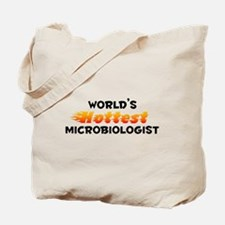World's Hottest Micro.. (B) Tote Bag
