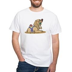 The Shrine Clown and the Sphinx Shirt