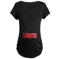 A Cameraman Loves Me T-Shirt