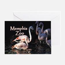 Memphis Zoo Greeting Card