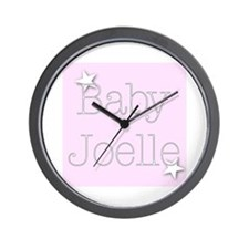 Unique Joelle Wall Clock