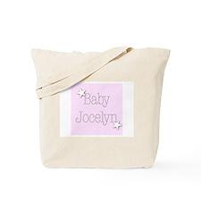 Unique Jocelyn name Tote Bag