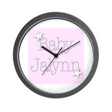 Cute Jalynn Wall Clock