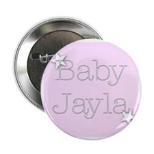 """Cute Jayla 2.25"""" Button"""