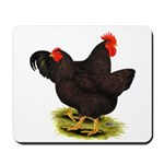 Rhode Island Red Pair Mousepad