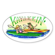 KaYakkin' Decal