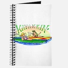 KaYakkin' Journal