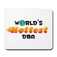 World's Hottest DBA (C) Mousepad