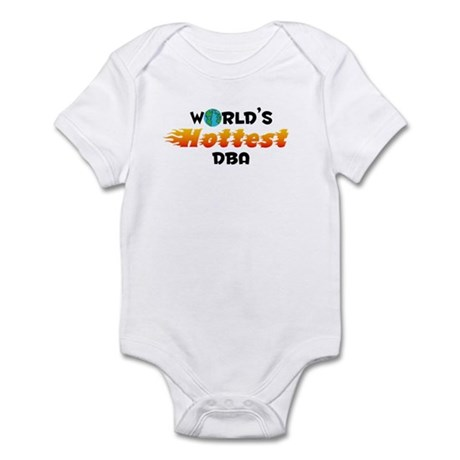 World's Hottest DBA (C) Infant Bodysuit