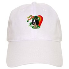 St Pats Springer Spaniel Baseball Cap