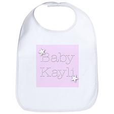 Cute Kaylie Bib