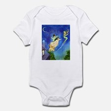 PETER PAN - FLYING Onesie