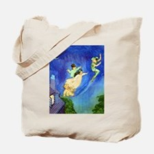 PETER PAN - FLYING Tote Bag