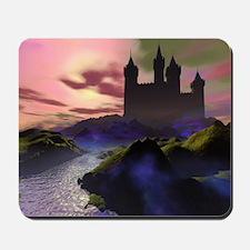 Mystic Castle Mousepad