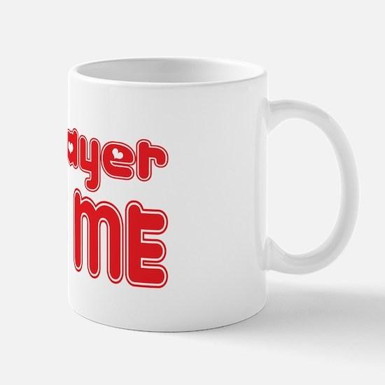A Bricklayer Loves Me Mug