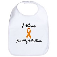 I Wear Orange For My Mother 1 Bib
