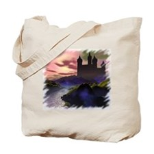 Mystic Castle Tote Bag