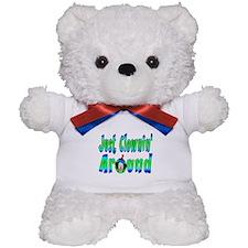 Clownin Around Teddy Bear