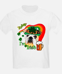 Paddys English Bulldog T-Shirt