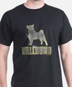 Bling Vallhund T-Shirt