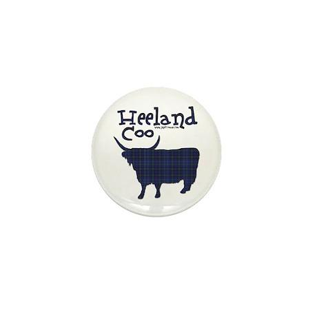 Heeland Coo Mini Button