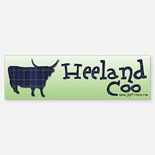 Heeland Coo Bumper Bumper Bumper Sticker