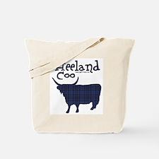 Heeland Coo Tote Bag