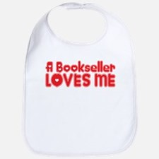A Bookseller Loves Me Bib