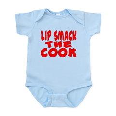 Lip Smack The Cook Infant Bodysuit