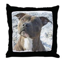 Brains, Beauty & Brawn That's Throw Pillow