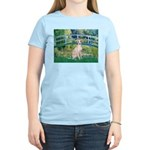 Bridge / Ital Greyhound Women's Light T-Shirt