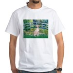 Bridge / Ital Greyhound White T-Shirt