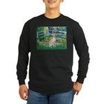 Bridge / Ital Greyhound Long Sleeve Dark T-Shirt