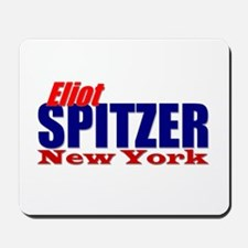 Eliot Spitzer for Governor  Mousepad