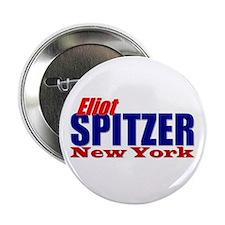 Eliot Spitzer for Governor Button