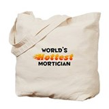 Mortician Canvas Totes