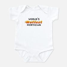 World's Hottest Morti.. (B) Infant Bodysuit