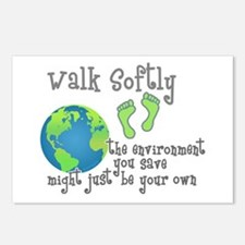Walk Softly #2 Postcards (Package of 8)