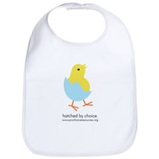 Hatched by Choice Bib