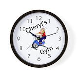 Gym wall clock Wall Clocks