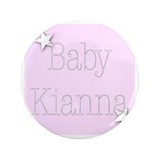 """Cute Kianna 3.5"""" Button"""