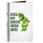 Kiss My Green Irish Arse Journal