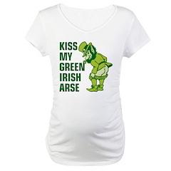 Kiss My Green Irish Arse Shirt