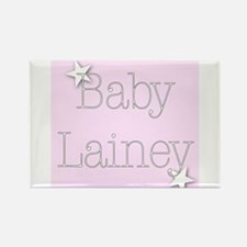 Cute Lainey Rectangle Magnet