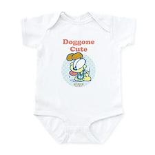 Doggone Cute Odie Baby Infant Bodysuit