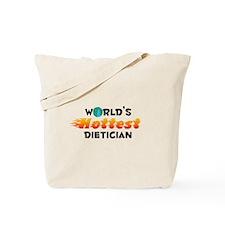 World's Hottest Dieti.. (C) Tote Bag